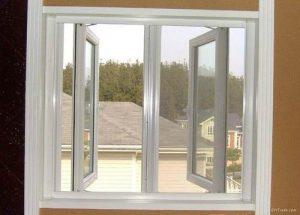 درب و پنجره آلومینیومی ترمال بریک
