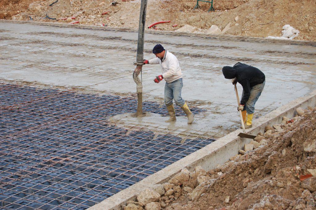 بتن نما ساخت در محل